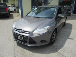 Used 2013 Ford Focus FUEL EFFICIENT SE EDITION 5 PASSENGER 2.0L - DOHC.. HEATED SEATS.. SYNC TECHNOLOGY.. KEYLESS ENTRY.. BLUETOOTH.. for sale in Bradford, ON
