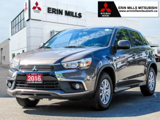Used 2016 Mitsubishi RVR 4WD SE for sale in Mississauga, ON