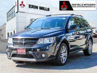 Used 2013 Dodge Journey R/T AWD, Navigation, Leather, Sunroof, Alpine Sound for sale in Mississauga, ON