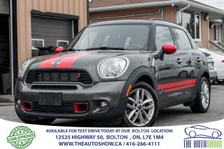 Used 2011 MINI Cooper Countryman S ALL4 AWD TURBO 6 SPD MANUAL LEATHER/ROOF for sale in Caledon, ON