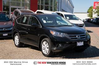 Used 2014 Honda CR-V EX-L AWD for sale in Vancouver, BC