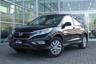 Used 2016 Honda CR-V EX AWD *Back-Up Camera* for sale in Vancouver, BC