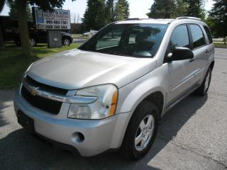 Used 2007 Chevrolet Equinox LS for sale in Ajax, ON