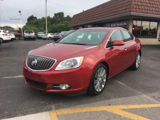 Used 2012 Buick Verano w/1SL for sale in Cobourg, ON