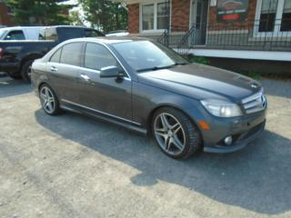 Used 2010 Mercedes-Benz C350 4matic C 350 berline 4 portes 4MATIC for sale in Mirabel, QC