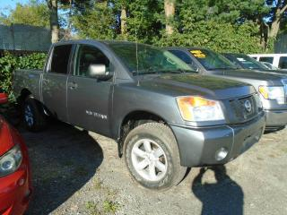 Used 2014 Nissan Titan 4 RM Cabine multiplaces empattement cour for sale in Mirabel, QC