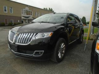 Used 2015 Lincoln MKX Traction intégrale, 4 portes for sale in Mirabel, QC