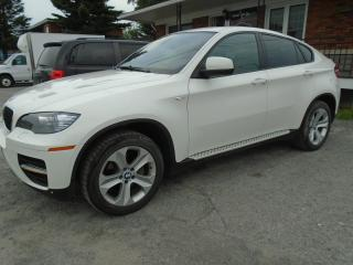Used 2011 BMW X6 35i 4 portes à traction intégrale for sale in Mirabel, QC