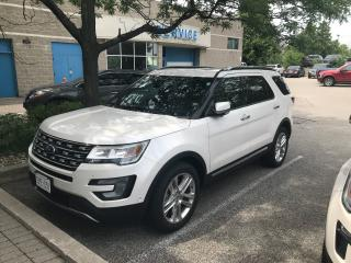 Used 2017 Ford Explorer LIMITED for sale in Toronto, ON
