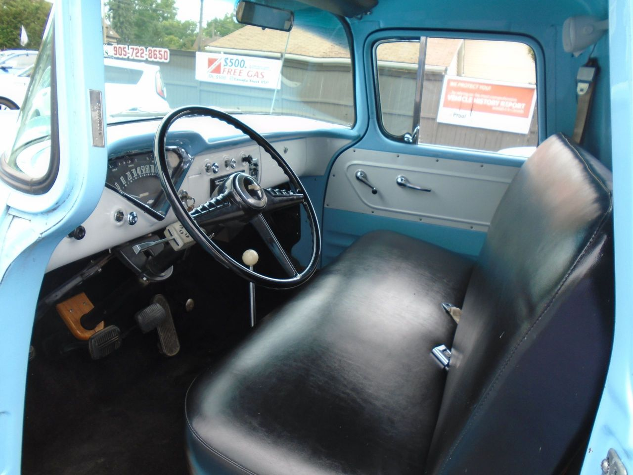 1955 Chevrolet Pickup (Other)