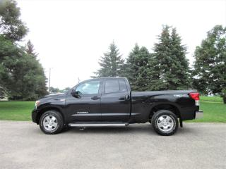 Used 2011 Toyota Tundra SR5/ TRD for sale in Thornton, ON