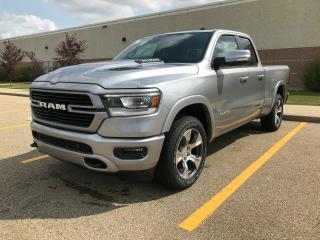 Used 2019 RAM 1500 Laramie 4x4 Quad Cab / GPS Navigation / Sunroof / Back Up Camera for sale in Edmonton, AB
