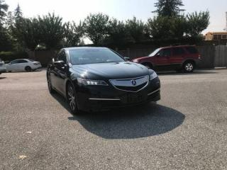 Used 2015 Acura TLX Tech for sale in Surrey, BC