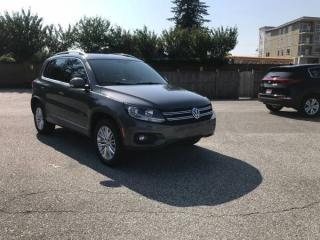 Used 2016 Volkswagen Tiguan R LINE for sale in Surrey, BC