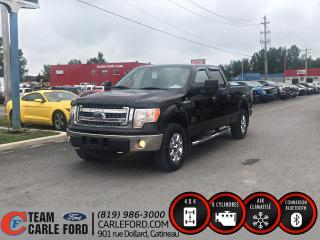 Used 2013 Ford F-150 Ford F-150 XLT 2013, caméra de recul, bl for sale in Gatineau, QC