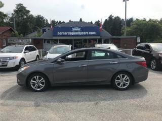 Used 2013 Hyundai Sonata LIMITED for sale in Flesherton, ON
