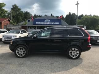 Used 2014 Volvo XC90 3.2 for sale in Flesherton, ON