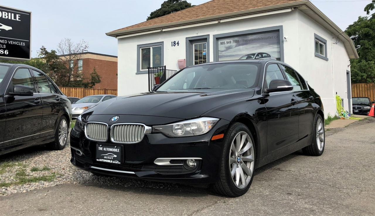 2014 BMW 320i 320i xDrive 320xi 320 AWD SUNROOF NO ACCIDENT