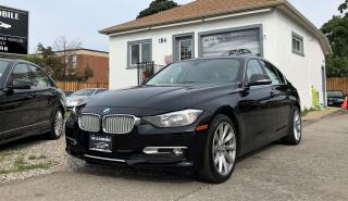 Used 2014 BMW 320i 320i xDrive 320xi 320 AWD SUNROOF NO ACCIDENT for sale in Mississauga, ON