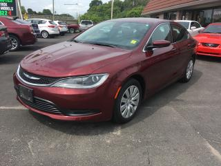 Used 2016 Chrysler 200 LX for sale in Cobourg, ON