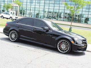 Used 2012 Mercedes-Benz C63 AMG BLACK SERIES HOOD|NAVI|REARCAM for sale in Scarborough, ON
