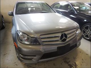 Used 2013 Mercedes-Benz C 300 4MATIC for sale in Mississauga, ON
