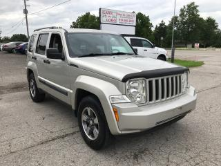 Used 2008 Jeep Liberty Sport for sale in Komoka, ON
