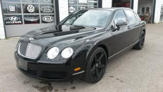 Used 2007 Bentley Continental Flying Spur for sale in Guelph, ON