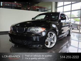 Used 2011 BMW 1 Series 135i|COUPE|NAVI|INTERIEUR ROUGE|AUTO| for sale in Montréal, QC