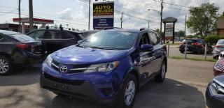 Used 2015 Toyota RAV4 Traction intégrale 4 portes LE for sale in Mirabel, QC