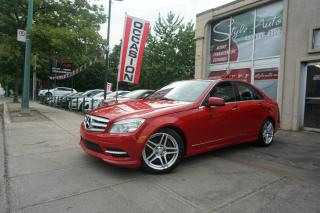 Used 2011 Mercedes-Benz C-Class C 300 berline 4 portes 4MATIC for sale in Laval, QC