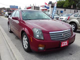 Used 2005 Cadillac CTS 3.6L for sale in Scarborough, ON