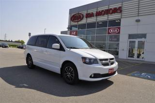 Used 2015 Dodge Grand Caravan R/T | Leather | Back up Camera | 9 Speakers for sale in Stratford, ON