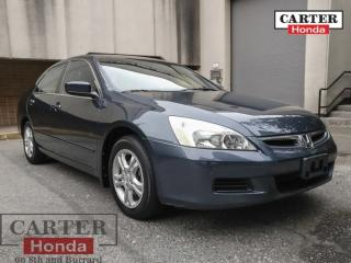 Used 2007 Honda Accord SE + LOW KMS + RARE MANUAL! for sale in Vancouver, BC