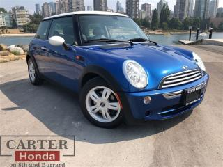 Used 2006 MINI Cooper Base + Summer Clearance! On Now! for sale in Vancouver, BC