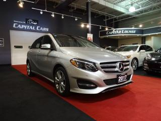 Used 2017 Mercedes-Benz B-Class 4MATIC / SPORTS TOURER / NAVIGATION for sale in North York, ON