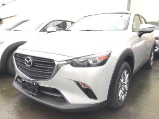 Used 2019 Mazda CX-3 GS AWD at for sale in North Vancouver, BC
