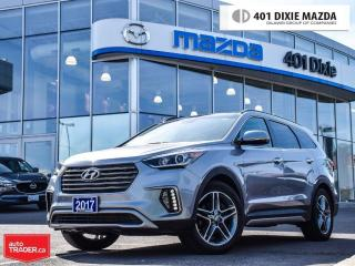 Used 2017 Hyundai Santa Fe XL Limited, FINANCING AVAILABLE, NO ACCIDENTS for sale in Mississauga, ON