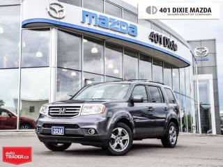 Used 2014 Honda Pilot EX-L, ONE OWNER, NO ACCIDENTS,SUNROOF for sale in Mississauga, ON