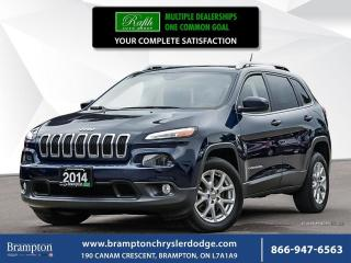 Used 2014 Jeep Cherokee NORTH 4X2 | TRADE-IN | for sale in Brampton, ON