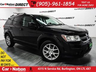 Used 2012 Dodge Journey Crew| NAVI| BACK UP CAMERA & SENSORS| for sale in Burlington, ON