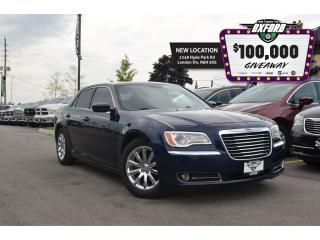 Used 2013 Chrysler 300 Touring - 8.4in Touch Screen, Bluetooth, Back Up C for sale in London, ON