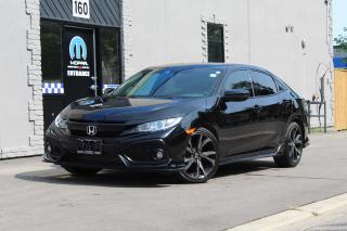 Used 2017 Honda Civic SPORT*HONDA SENSING*CAMERA*HEATED SEATS*AUTOSTART* for sale in Mississauga, ON