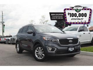 Used 2016 Kia Sorento 2.0L LX - AWD, Roof Rack, Bluetooth, Back Up Cam for sale in London, ON