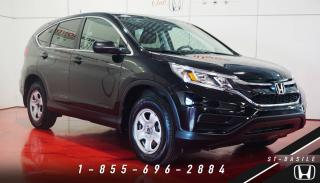 Used 2016 Honda CR-V BLUETOOTH + CAMÉRA DE RECUL for sale in St-Basile-le-Grand, QC
