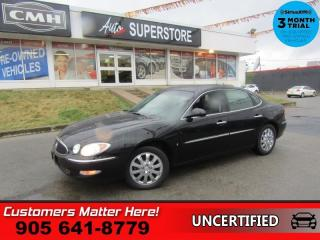 Used 2007 Buick Allure CXL  AS IS (UNCERTIFIED) AS TRADED IN for sale in St. Catharines, ON