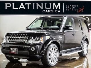 Used 2015 Land Rover LR4 HSE LUXURY, 7 PASSENGER, NAVI, PANO, CAM for sale in North York, ON