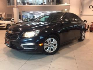 Used 2016 Chevrolet Cruze Limited LT-AUTO-SUNROOF-CAMERA-BLUETOOTH-ONLY 56KM for sale in York, ON
