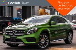 Used 2018 Mercedes-Benz GLA 250 4Matic|Sport Pkg|Nav|Backup_Cam|Sat|Pano_Sunroof for sale in Thornhill, ON
