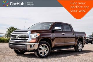 Used 2016 Toyota Tundra Platinum|4x4|Navi|Sunroof|Backup Cam|Bluetooth|Leather|Heated Front Seats|20